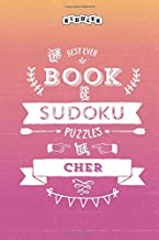 The Best Ever Book of Sudoku Puzzles for Cher