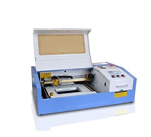 2019 neueste 3020 Laserengraver-Maschine 40W mit USB-Hafen 4060 Graviermaschine/La- + ser Schneidemaschine 110 / 220V