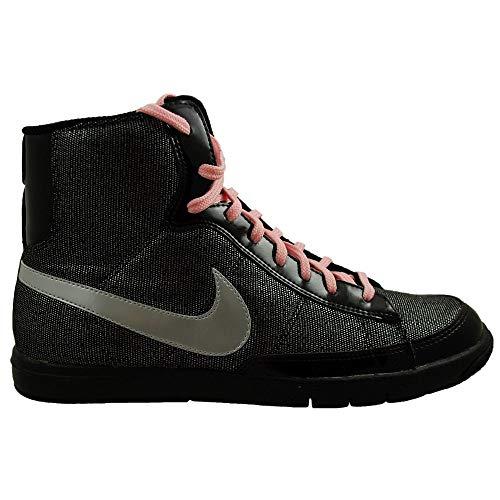 Nike - Blazer Mid Metro GS - 325060003 - Couleur: Graphite-Noir-Gris - Pointure: 37.5 EU