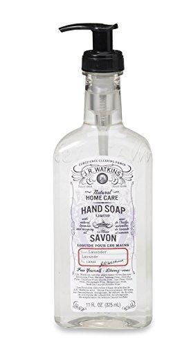 J.r. Watkins Natural Home Care Hand Soap, Lavender - 11 Oz 1-Pack