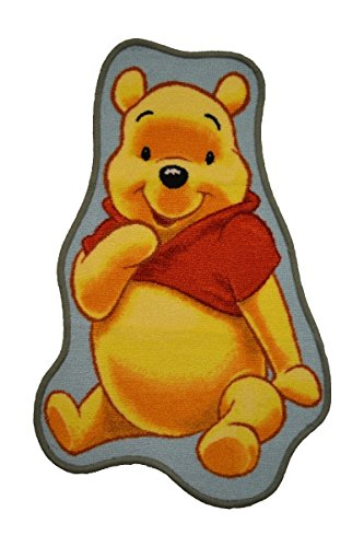 Disney Winnie l'ourson Ours Forme Tapis Chambre à Coucher