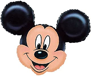 Mickey Mouse Extra Large 27 inches by 21 inches Mylar Balloon