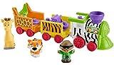 Fisher-Price - Tren Musical del Zoo (Mattel M0532)