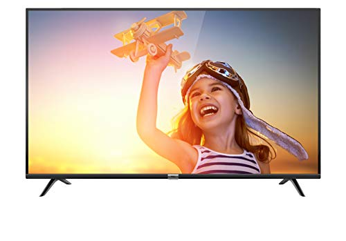 "TCL 65DP600 - Televisor de 65"" FHD (Smart TV con UHD 4K, HDR, Dolby Audio, Dolby Digital Plus, T-Cast y sintonizador Triple) Color Negro"