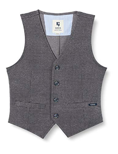 Garcia Jungen W03462 Blazer, Grey Heather, 176