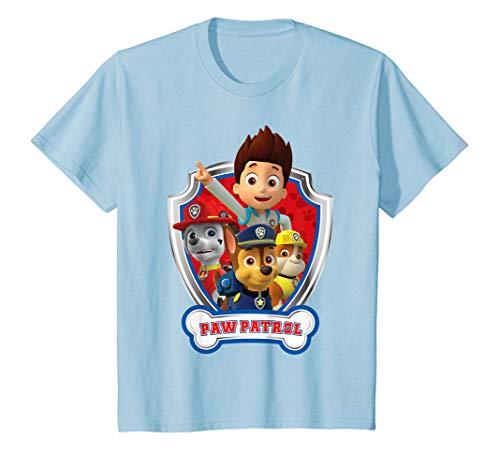 Kinder US Paw Petrol Patrol Badge - Kid T-Shirt