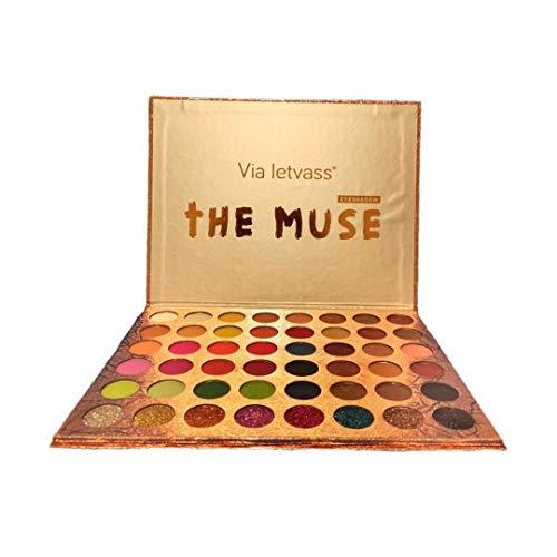 Paletas De Maquillaje Glitter marca Magyssu