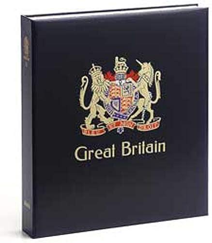 DAVO 4243 Luxus Briefmarkenalbum  britannien III