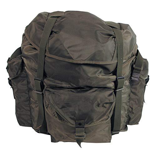 ÖSTER. gROßRUCKSACK sac à dos sac à dos de trekking et de randonnée bundesheer soutien extérieur vert olive