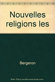 Paperback NOUVELLES RELIGIONS LES [French] Book