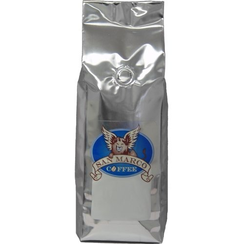 San Marco Coffee Flavored Ground Coffee, Maple Bacon, 1 Pound
