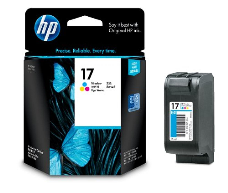 ヒューレット?パッカード HP 17プリントカートリッジ カラー