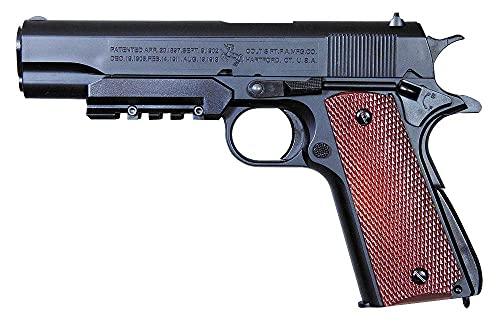 クラウンモデル スライドストップ ガバメント 1911A1 10歳以上 エアーソフトガン