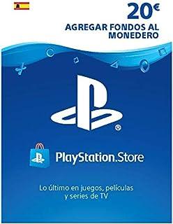 TARJETA PSN CARD 20€ | Código de descarga PSN - Cuenta