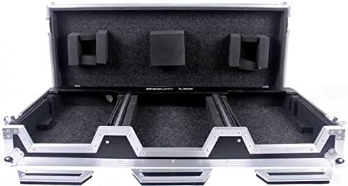Durable Flight Case For 2xpioneer Selling Cdj2000 New Shipping Free Pioneer Cd Player + 1x