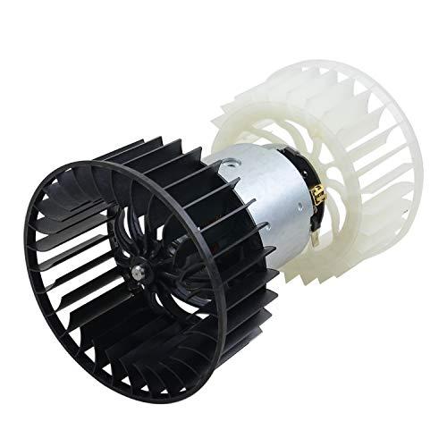 64111370930 système de chauffage d'assemblage de moteur de ventilateur CVC pour E30 318i 318is 325 325e 325es 325i 325ix 325is M3 Z3 # 64116908475 64111466014