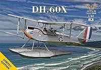1/48 英・デハビランドDH.60Xモス水上機・ニュージーランド空軍(SOVA-Mブランド) プラモデル