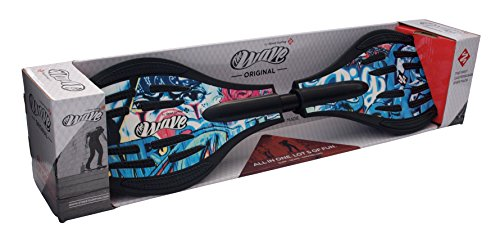 Streetsurfing Waveboard The Wave G1, Blau (Props)