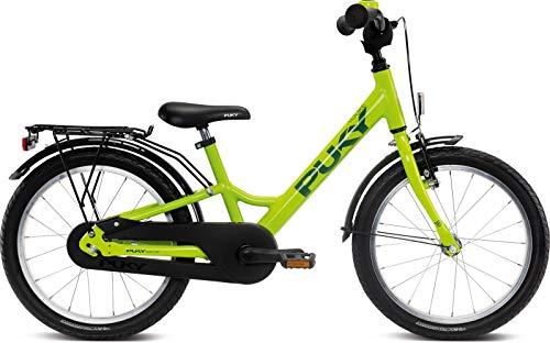 Puky Youke 18''-1 Alu Kinder Fahrrad grÃŒn