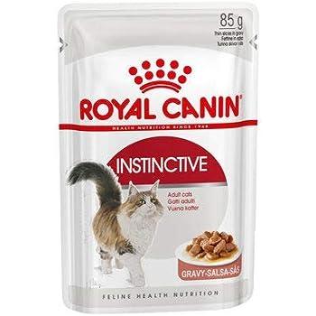 ROYAL CANIN Instinctive Comida para Gatos - Paquete de 12 x 85 gr ...