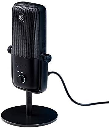 Elgato Wave 3 USB Condenser Microphone and Digital Mixer for Streaming Recording Podcasting product image