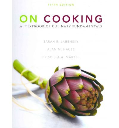 On Cooking: A Textbook of Culinary Fundamentals with ServSafe CourseBook with Paper/Pencil Answer Sheet Update with 2009
