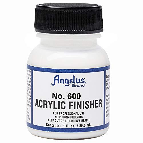 Angelus Finisher Glanz für Lederfarbe 29,5 ml