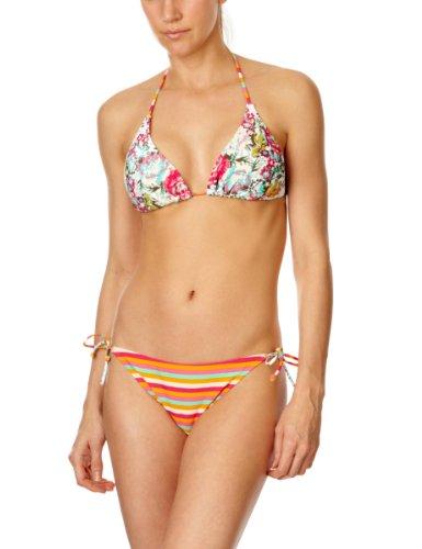 ONEILL - Bikini - Femme - Rose (Pink AOP) - FR : 42 (Taille