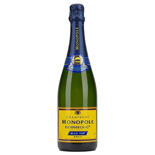 Champagne Monopole Heidsieck Blue Top Brut - 2