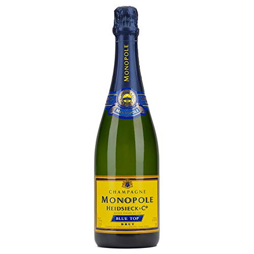 Champagne Monopole Heidsieck Blue Top Brut - 3