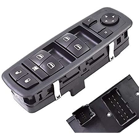 Power Mirror Driver Master Window Switch For Dodge 200 Dart Jeep 68271203AB