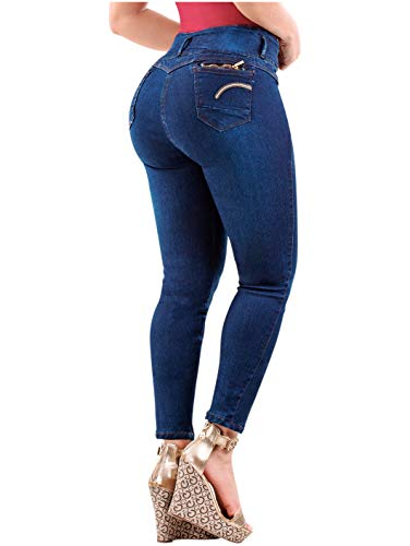 LT.ROSE 2001 Butt Lifting Colombian Pants Up Jeans...