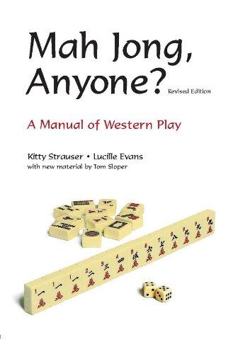 Mah Jong, Anyone?: A Manual of Western Play (English Edition)