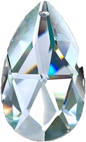 Set of 10 - Asfour Crystal 30% Rapid online shop rise Clea Lead 872 Art# Pearshape 63mm