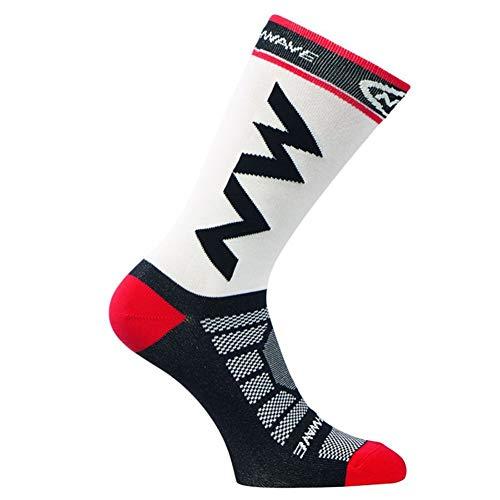 cute100% Calcetines de Baloncesto para Hombre Calcetines Deportivos de Entrenamiento Profesional