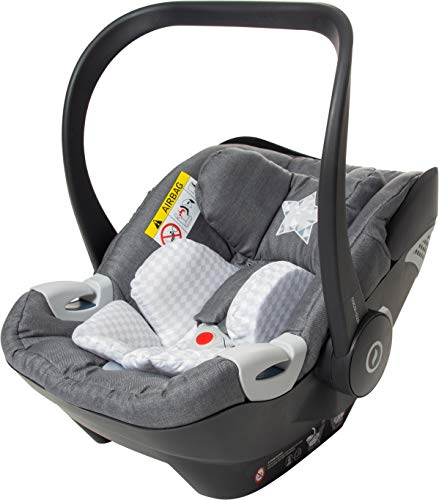 Osann 100-100-901 coco i-Size, Babyschale 40 bis 80 cm - Sarah Harrison - STAR