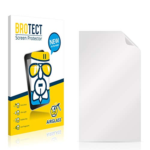 BROTECT Protector Pantalla Cristal Compatible con Nokia X6-00 16GB Protector Pantalla Vidrio Dureza 9H AirGlass