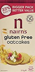 Naturally energising gluten free oatcakes Made with wholegrain oats High in fibre Delicious and tasty snack No added sugar