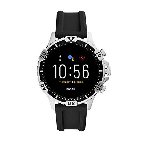 Most Expensive Fossil Watch - Fossil Gen 5 Garrett Touchscreen Smartwatch