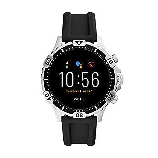 Fossil Gen 5 Garrett HR Heart Rate Stainless Steel Touchscreen Smartwatch, Color: Gunmetal (Model: FTW4041) (B081HQLJYZ) | Amazon price tracker / tracking, Amazon price history charts, Amazon price watches, Amazon price drop alerts