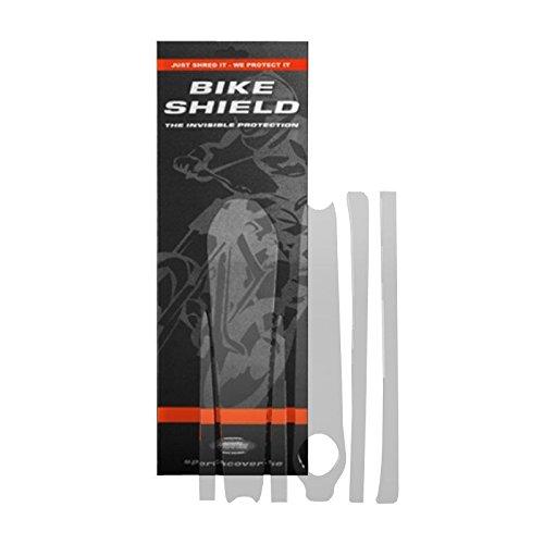 Bike Shield Crankshield, protección para Cuadros y Horquillas de Bicicleta Unisex