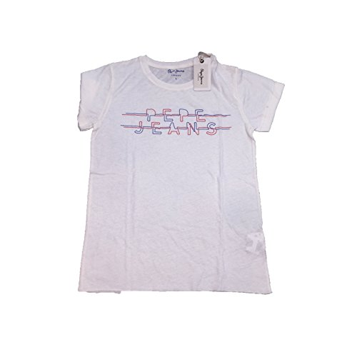Pepe Jeans - Camiseta Manga Corta para Mujer (S)