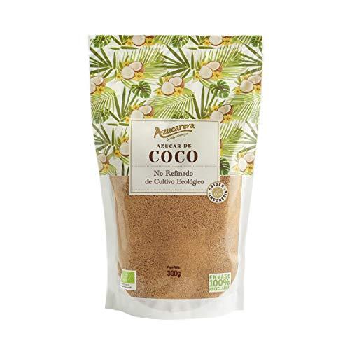 Azucarera Orgánico Azúcar De Coco 300 G 300 g