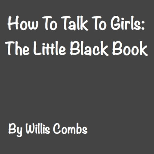 How to Talk to Girls audiobook cover art