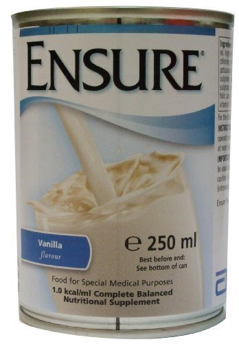 Ensure CANS Vanilla(Can) 250ml
