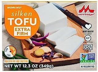 Mori-Nu Silken Tofu, Extra Firm, 12.3 Ounce (Case of 24)