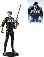 "McFarlane DC 15407 Multiverse White Knight Joker Action Figure, 7"",Multicolor,15407-8"