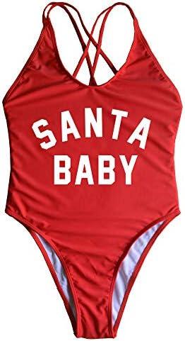 Christmas swimsuit _image1