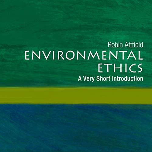 Environmental Ethics audiobook cover art