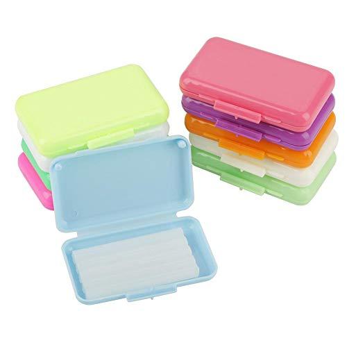 10 cajas de goma de mascar de ortodoncia con olor a fruta,ce